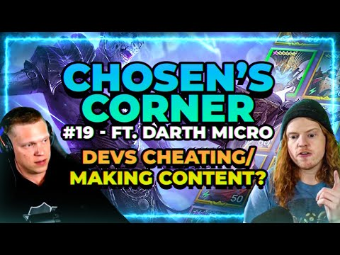 ChoseN & Darth Talk Employees Cheating / Doing Content | RAID Shadow Legends