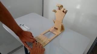 Mão hidráulica - Faculdade Estácio de Sergipe