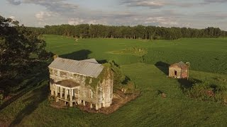 Abandoned North Carolina Plantation + DJI Phantom 3