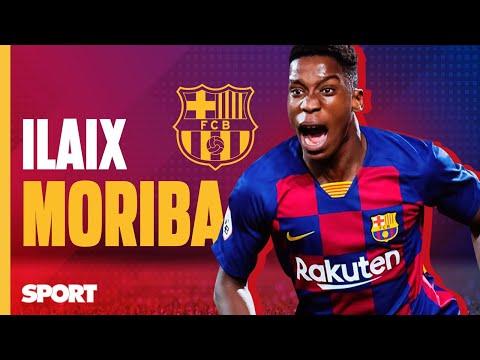 ILAIX MORIBA 💣 TODO lo que DEBES SABER del 'POGBA' de la CANTERA del FC BARCELONA