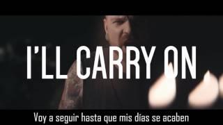 Memphis May Fire - Carry On (Sub. Español)