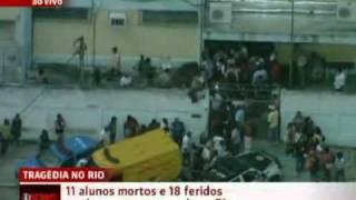 Secretário estadual de Saúde confirma morte de 11 crianças em escola do Rio - 07/04/2011