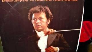 Brahms Sym 1 Mehta