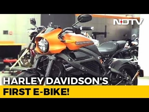 Is Harley's LiveWire the Future of E-Bikes?