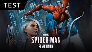 vidéo test Spider-Man Silver Lining par Revue Multimédia