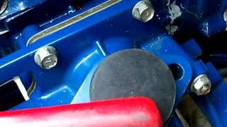 Polaris sl and slt 750 fugi blue leak down test how too