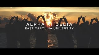 Alpha Xi Delta - East Carolina University 2017