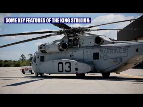 CH-53K King Stallion | The True Heavy Lift
