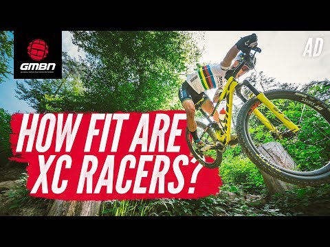 """How Fit Are Cross Country Racers"""" 