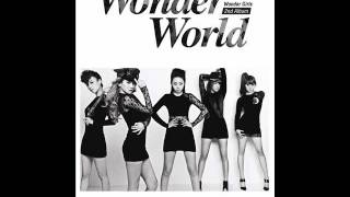 Wonder Girl- Be My Baby [instrumental ver] {NO DL}.wmv