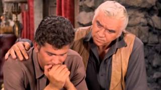 Ben Cartwright & Little Joe - Daddy's hands - Bonanza