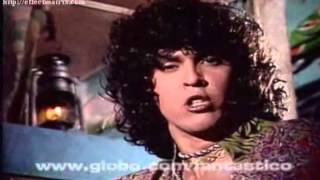 SIDNEY MAGAL SANDRA ROSA MADALENA (Original.1984 VHS)