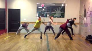 WARRIOR RELOADED CHOREOGRAPHY BY MIKIE THOMAS
