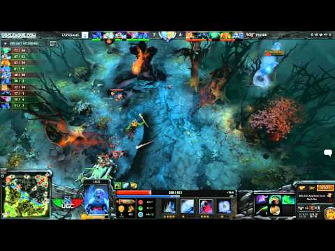 UGC Live Season 4! We Got Lategame vs. Perfectionvore! w/ CptnCanuckDota - 1 / 2