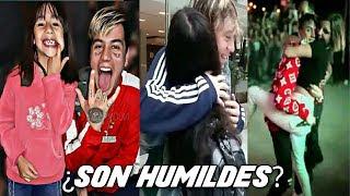 ¿SON HUMILDES? DUKI,KHEA Y PAULO? *MIRA ESTE VIDEO*