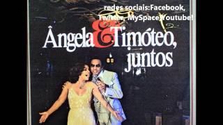 Agnaldo Timóteo  CD Angela&Timóteo Juntos - Musica Mãezinha Querida