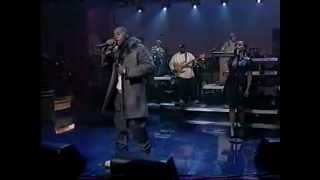 Nas Can't Forget About You live on David letterman Show