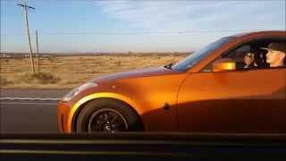 2005 350z vs 2003 350z vs 2007 Mustang GT