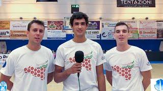 Orlandina Basket in prima linea per promuovere la campagna vaccinale! - www.canalesicilia.it