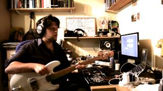 Snarky Puppy-What About Me (We Like It Here): Pete Wygnanski Bass Cover