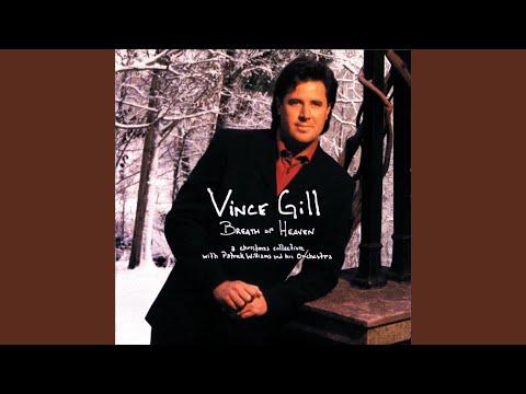 Silent Night de Vince Gill Letra y Video