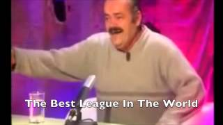 Spanish Laughing Guy reacts to English clubs' performance in Europe