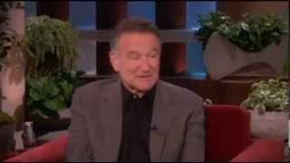 Robin Williams' Return to TV on Ellen show