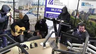 Carla's Dreams - Te Rog (LIVE In Studioul BucurestiFM)