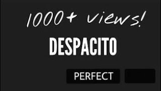 Despacito Ringtone : Luis Fonsi - Despacito (Mix) ft. Daddy Yankee
