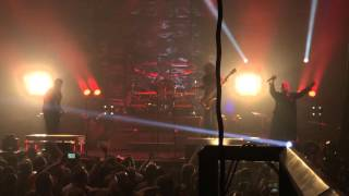 """DISTURBED covers """"Baba O'Riley"""" by The WHO Live at Myrtle Beach 3/29/2016"""