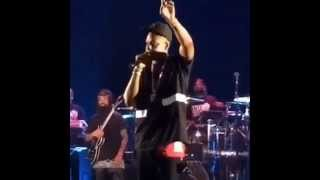 Jay Z says RIP Chinx Drugz at Day. 2 of B Side Concert