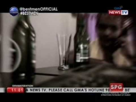 A male rape victim speaks up and shares his story | Video | GMA News