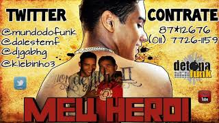 MC DALESTE - MEU HERÓI ♪ MUSICA NOVA 2011 - LANÇAMENTO 'DJ GÁ' CONTRATE : 87*12676
