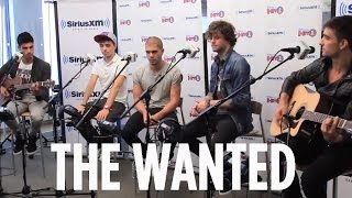 "The Wanted Cover the Goo Goo Dolls Song ""Iris"" Live @ SiriusXM // Hits 1"