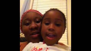 Rontechia and Sariyah's Mother Daughter Duet