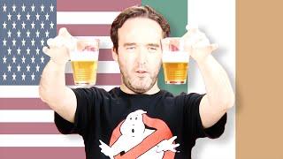 American Beer vs Irish Beer
