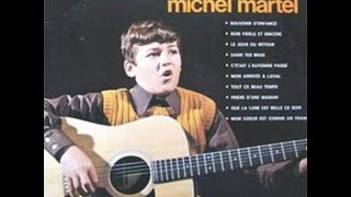 Michel Martel - Mon arrivée à Laval (Quebec, 1974)