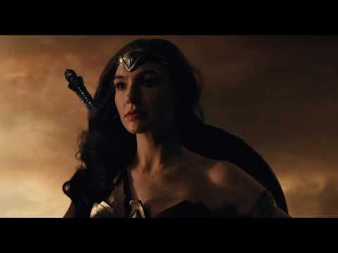 cebas youtube presents Justice League trailer 1