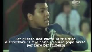 Muhamed Ali - Coldplay Everglow part (sub ita)