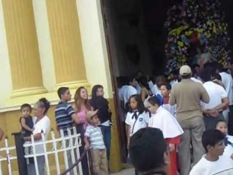 VIRGEN AUXILIADORA RUEGA POR NOSOTROS 24 05 2012 4PM MASAYA NICARAGUA.wmv