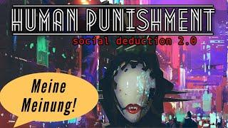 Human Punishment Social Deduction 2.0 - Meine Meinung - Fazit - Kickstarter