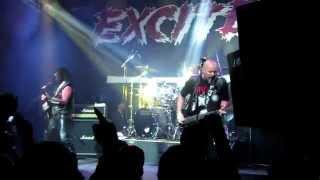 Exciter - Heavy Metal Maniac @ Clash Club, Sao Paulo (03/October/2014)