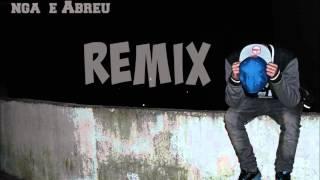 Dji Tafinha ft. NGA & Abreu - Má Vida ( REMIX )