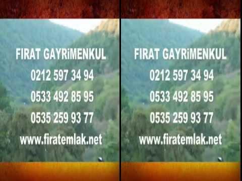 Arnavutköy Hacımaşlı Köyü, arnavutköyde arsa, arnavutköyde sahibinden arsa FIRAT EMLAK