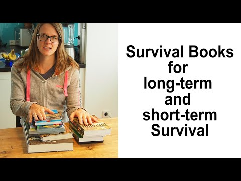 Survival Books you might want to get before the economic collapse!