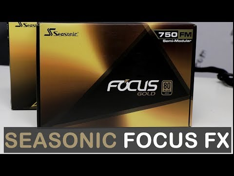 Seasonic Focus FM Semi Modular PSU Review and Give ...