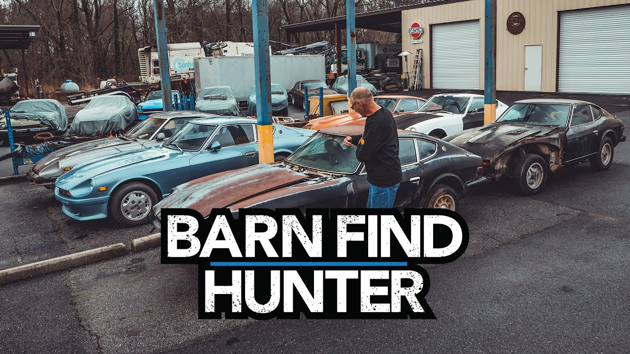 The Barn Find Hunter uncovers Japanese imports galore