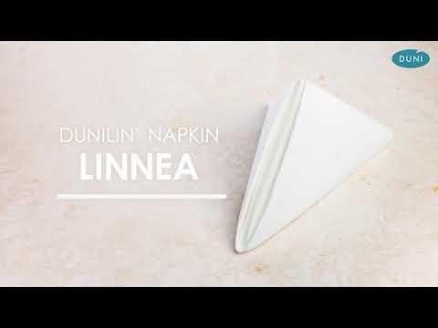 EASY NAPKIN FOLDING – LINNEA