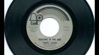 Seasons In The Sun , Terry Jacks , 1973 Vinyl 45RPM