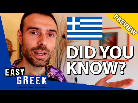 10 surprising facts you may not know about Greece (PREVIEW) | Easy Greek 68 photo